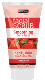 Hemani Smoothing Facial Scrub (Berry Burst) 150 ML shop online in Pakistan best price original product