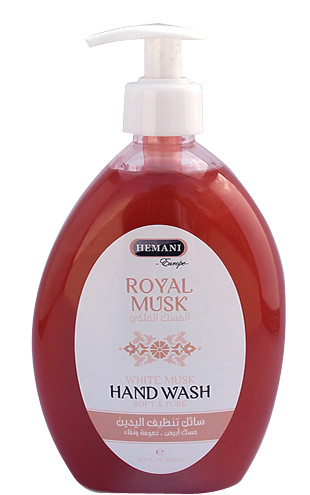 Hemani Royal Musk Liquid Hand Wash 500ml