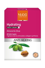 VLCC Anti Aging Night Cream 50 Grams