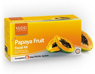 VLCC Papaya Single Facial Kit 6 step kit India Pack