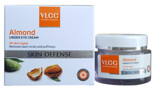 VLCC Almond Under Eye Cream 15 Grams buy online in pakistan saloni.pk