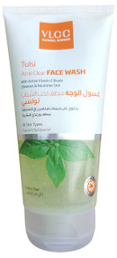 VLCC Tulsi Acne Clear Face Wash 150ml buy online in pakistan original product saloni.pk