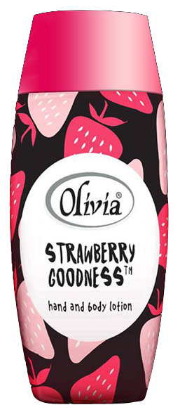 Olivia Strawberry Goodness Hand and Body Lotion 120 ML