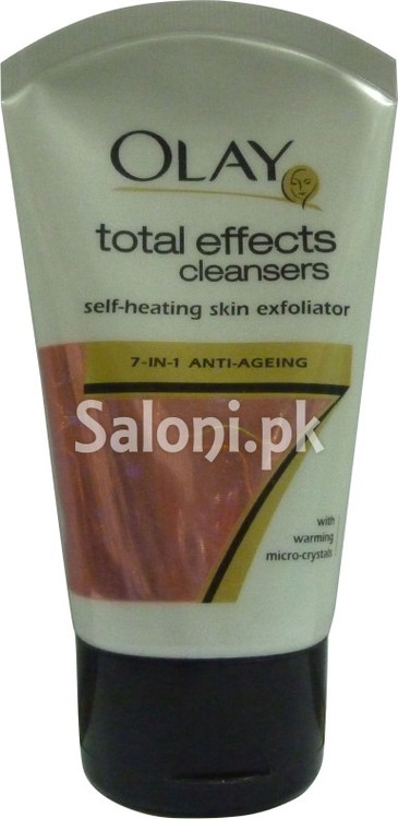 Olay Total Effects 7 In 1 Anti-Ageing Cleansers (Front)