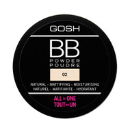 Gosh BB powder 02 Sand