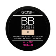Gosh BB powder 04 Beige