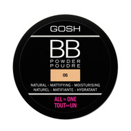 Gosh BB powder 06 Warm Beige