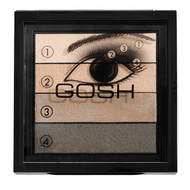 Gosh Smokey Eyes Palette 02 Brown