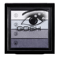 Gosh Smokey Eyes Palette 04 Blue