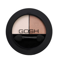 Gosh Matt Duo Eye Shadow 005 Green Zone