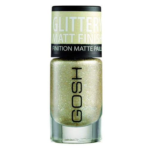 Gosh Frosted Nail Lacquers-02 Gold