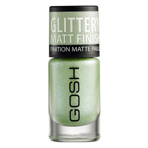 Gosh Frosted Nail Lacquers-09 pastel green