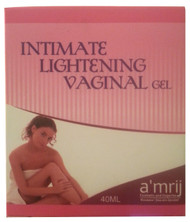 A'mrij Intimate Lightening Vaginal Gel 40ML buy online in pakistan feminine products