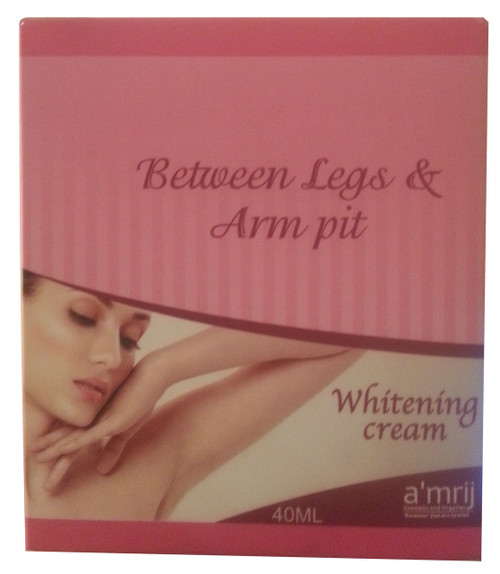 A'mrij Between Legs & Armpit Whitening Cream 40ML buy online in pakistan armpit feminine care