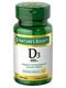 Nature's Bounty® Vitamin D3 400 IU 100 Tablets buy online imported vitamins in pakistan best price