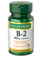 Nature's Bounty® Vitamin B-2 100 mg 100 Coated Tablets Buy online in Pakistan on Saloni.pk