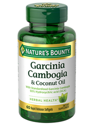 Nature's Bounty® Garcinia Cambogia & Coconut Oil 1000 mg buy online in pakistan