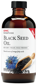 GNC Superfoods Black Seed Oil 235ML buy online in pakistan imported natural original supplements