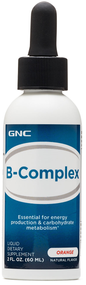 GNC B-complex Orange 60ML (Liquid Dietary Supplement) buy online imported dietary supplement in pakistan original products