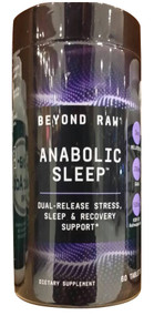 GNC Beyond Raw Anabolic Sleep 60 Tablets buy online in pakistan original supplements best price