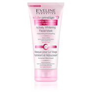Eveline 4D Actively Whitening Facial Mask 100ml (Moisturizing & Smoothing) buy online in pakistan original products