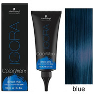 Schwarzkopf Igora ColorWorx Blue 100ML buy online in pakistan igora color