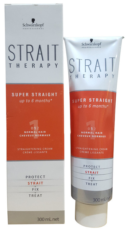 c78646caff9 Buy Schwarzkopf Strait Therapy Hair Straightening Cream 1 For Rs.3210