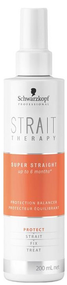 Schwarzkopf Strait Therapy Hair Protection Balancer Spray 200ml (Prior Hair Straightening) buy online in pakistan hair spray