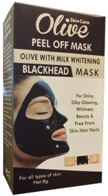 Olive Natural Peel Off Blackhead Facial Mask 8g buy online in pakistan peel off mask
