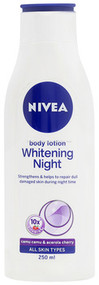 Nivea Body Lotion Whitening Night 250ML buy body whitening lotion online in pakistan
