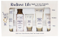 Koee Radiant Lift Facial Kit Buy online in Pakistan on Saloni.pk
