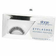 Stageline False Eyelashes 01 Natural buy online in pakistan best eyelashes