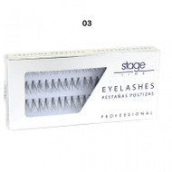 Stageline False Eyelashes 03 Individual buy best false eyelashes online in pakistan