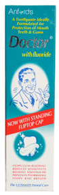 Doctor Toothpaste With Standing Fliptop Cap 40g Buy online in Pakistan