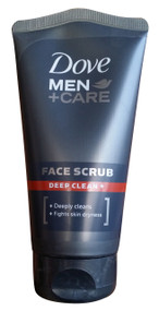 Dove Men+Care Deep Clean Face Scrub 150ml Buy online in pakistan