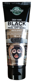 HollyWood Style Deep Pore Black Carbon Peel Off Mask 100ml Buy online in pakistan