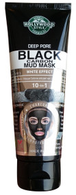 Hollywood Style Deep pore Black Carbon Mud Mask 100ml Buy online in Pakistan