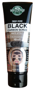 Holly Wood Style Deep Pore Black Carbon Scrub 100ml Buy online in pakistan