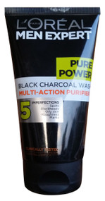 L'Oreal Men Expert Pure Power Black Charcoal Wash 150ml Buy online in pakistan