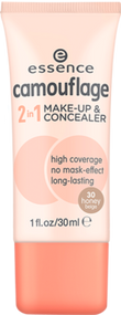 Camouflage 2 in 1 Make-up & Concealer 30 honey Beige 30ml buy online in Pakistan