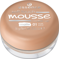 Essence Soft Touch Mousse Make-up 01 Matt Sand 16g Buy online in pakistan
