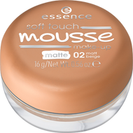 Essence Soft Touch Mousse Make-up 02 matt beige 16g Buy online in pakistan