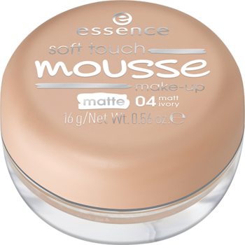 Essence Soft Touch Mousse Make-up 04 matt ivory 16g Buy online in Pakistan