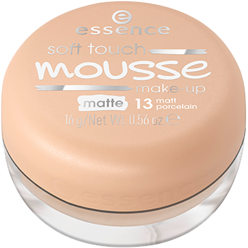 Essence Soft Touch Mousse Make-up 13 Matt Porcelain