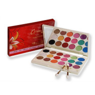 Glamorous Face 18 In 1 Velvet Eye shade Kit Buy online in Pakistan
