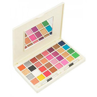 Glamorous Face 32 Color Makhmally/Matte Eye Shade Kit Lowest Price on Saloni.pk