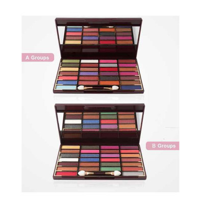 Glamorous Face 26 Color Dazzling Eye Kit Lowest Price on Saloni.pk