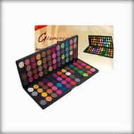 Glamorous Face 48 + 48 Makhmally & Matte Eye Kit Buy online in Pakistan on Saloni.pk