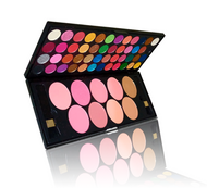 Glamorous Face 24+24+9 Matte , Velvet Eyeshade & Blushon kit Buy online in Pakistan on Saloni.pk