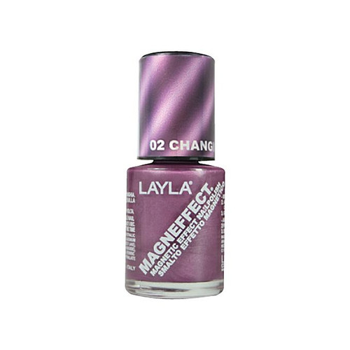 Layla Cosmetics Layla Magneffect Nail Polish Changing Lilac 02 buy online in pakistan